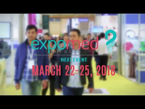 Introduction to ExpoMed Eurasia 2018