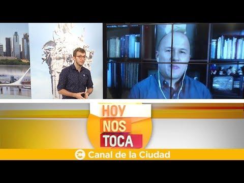"""<h3 class=""""list-group-item-title"""">El maestro que se hizo viral: comunicación con Julio Ríos Gallego en Hoy nos toca</h3>"""
