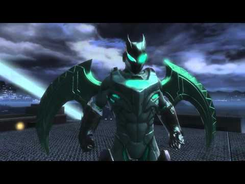 Dc Universe Online Iconic Battle Suits Batman And The Joker Hd
