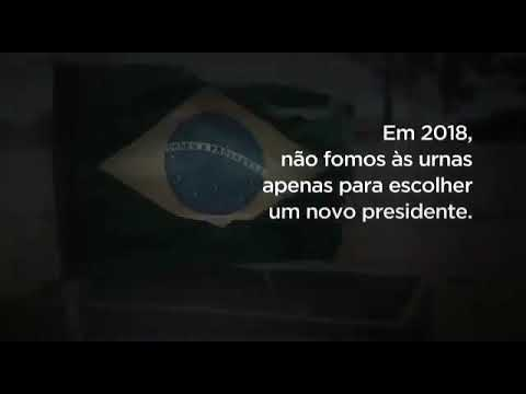 Governo Bolsonaro lança nova logomarca; assista