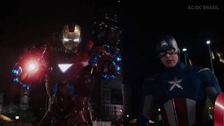 The Avengers [usa-movie] (2012) - AC/DC's Soundtrack