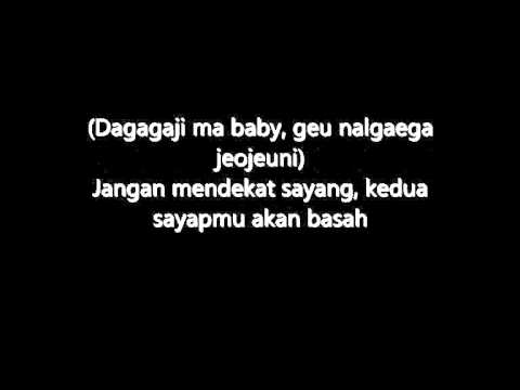 Moonlight - EXO K Lyric + Translate Indonesian