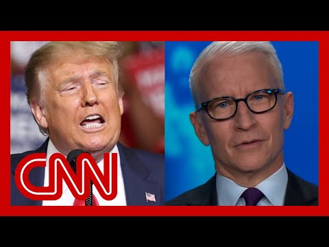 Anderson Cooper: Trump's joke came at the expense of thousands of people
