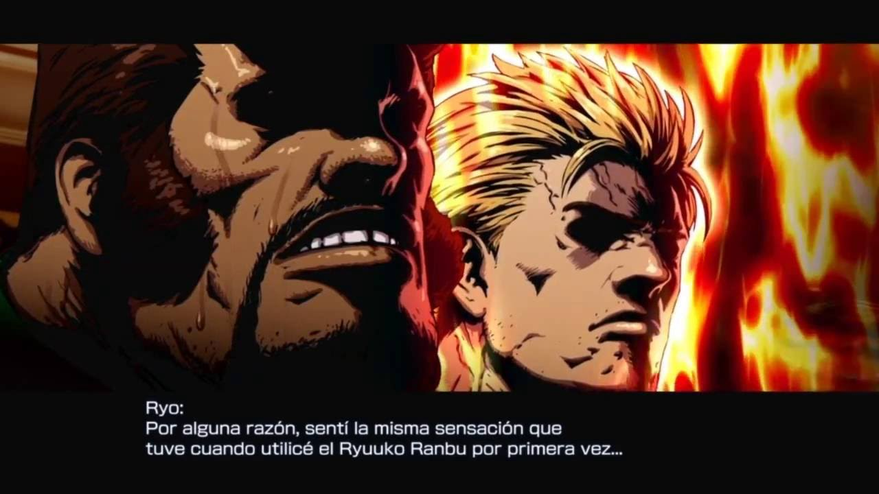 The King Of Fighters Xiv Art Of Fighting Team Ending Espanol Youtube