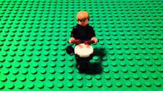 The LEGO Drummer: Drum Roll Please!