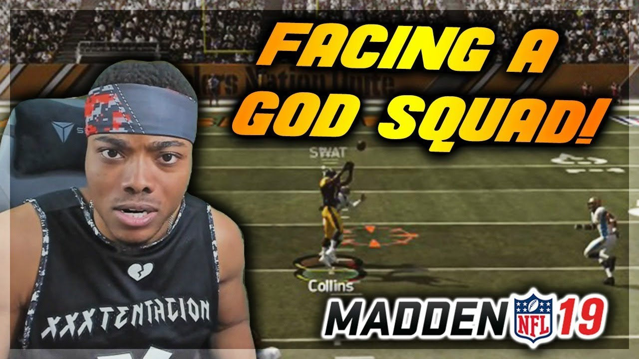 GOT MY JUICE BACK 😈 VS. 90 OVR GOD SQUAD! | God Squad #11 | Madden 19 Ultimate Team