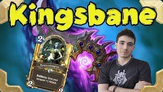 RDU is playing nice Kingsbane Rogue deck (Rastakhan