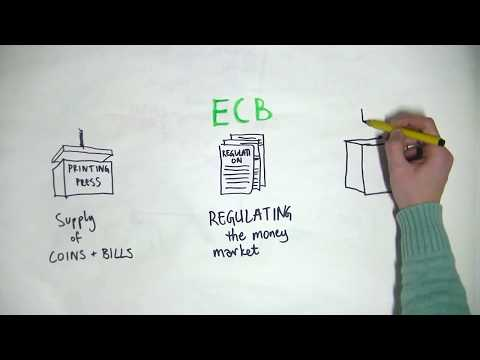 How does the ECB guarantee price stability?