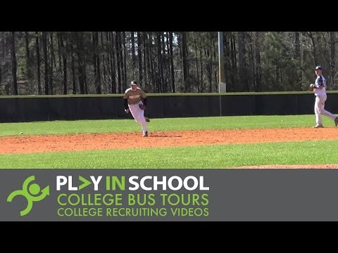Chase Chandler - Infield - Dirtbags - www.PlayInSchool.com