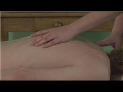 Massage Techniques : How to Do a Deep Connective Tissue Massage