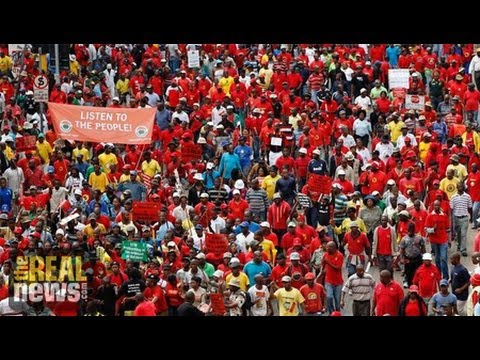 South Africa's Largest Union on the Verge of Major Split