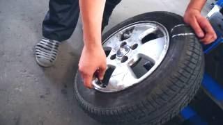 видео Вулканизация шин