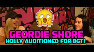 GEORDIE SHORE: Holly Hagan auditioned for Britain's Got Talent!
