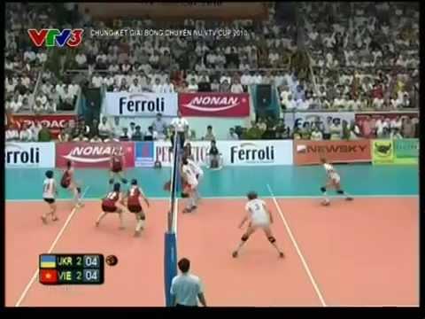 Vietnam vs Vingroup (Final/Chung kết) - VTV Cup 2010