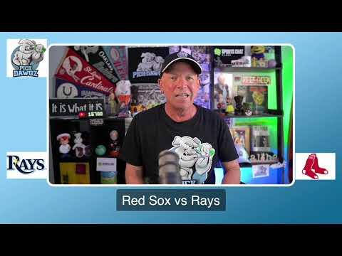 Boston Red Sox vs Tampa Bay Rays Free Pick 8/10/20 MLB Pick and Prediction