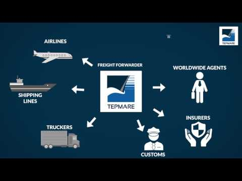 TEPMARE - Role of a freight forwarder