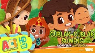 Lagu Daerah Anak Cublak-Cublak Suweng - Animasi Cerita Indonesia (ACI)