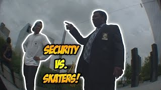 SKATERS vs THE WORLD #57!    Haters vs. Cool People vs. Skateboarding (2018)