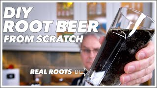 Root Beer Recipe From Scratch