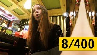 Таксист о сексе, Боксер, Кристина не дала, Москвичи в Питере, большой влог Vlog 8/400