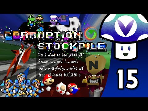 [VinesauceisHOPE] Vinny - Corruption Stockpile for Charity! (part 15)