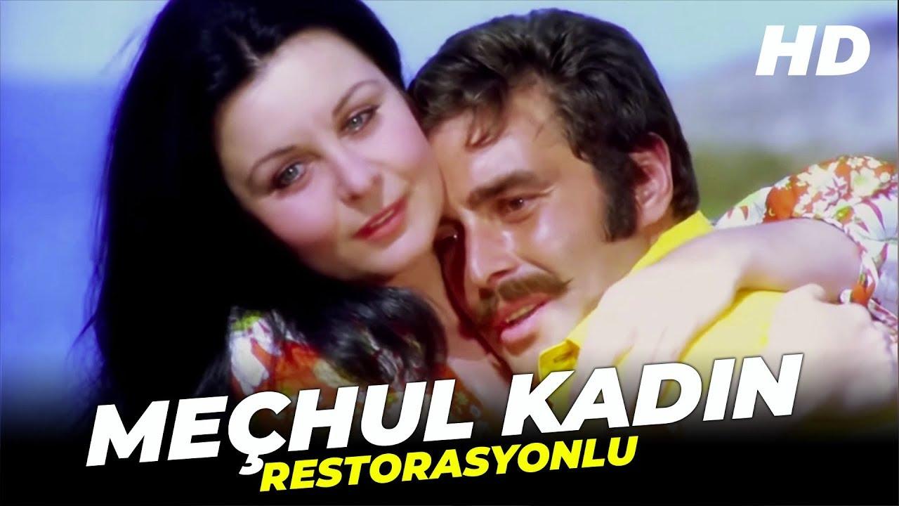 Meçhul Kadın | Kadir İnanır Fatma Girik Eski Türk Filmi Full İzle (Restorasyonlu)