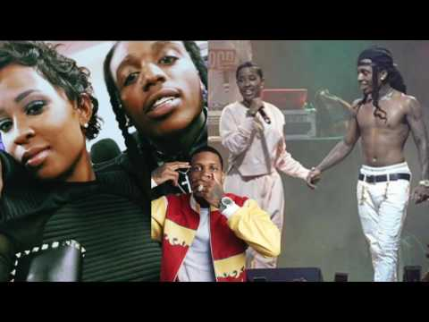 Jacquees Shoots His Shot At Dej Loaf Moments After She And Lil Durk Announce Break Up! SMH!