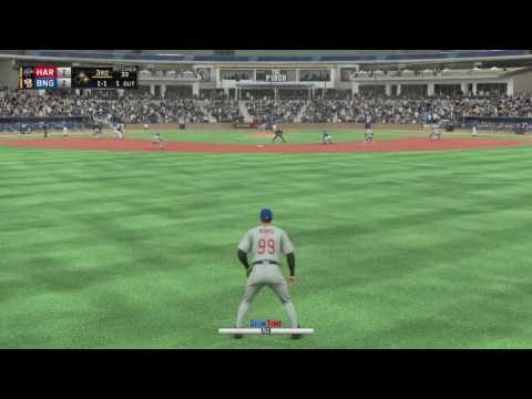 Mlb 16 the show part 3 Chuck norris on the nationals