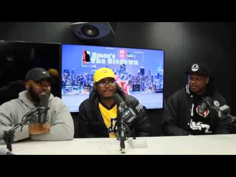 EmEz - Covenant Government talks Black Owned; New Music & Building Their Label!