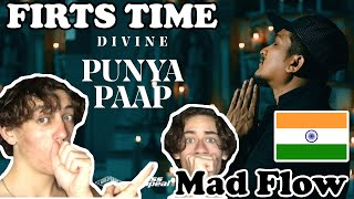Gambar cover HIS FIRST TIME HEARING 🇮🇳INDIAN RAP🇮🇳 !!! | DIVINE - Punya Paap | 🇿🇦South African🇿🇦 Reaction |