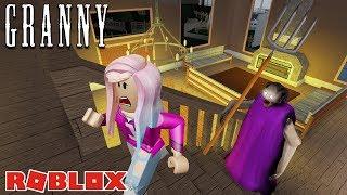 ESCAPE CAMP! / Roblox: Granny / COMPLETE WALK-THROUGH ESCAPE