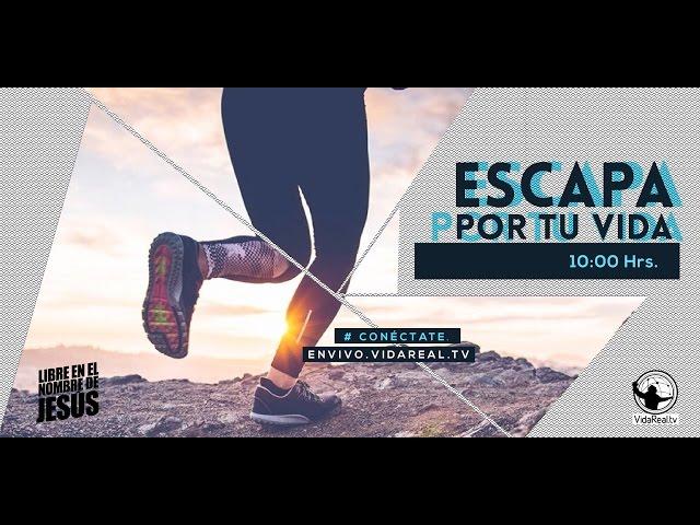 Escapa por tu vida – 2do. servicio