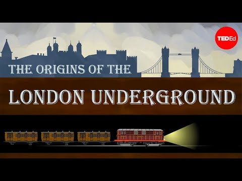 How the world's first subway system was built - Christian Wolmar