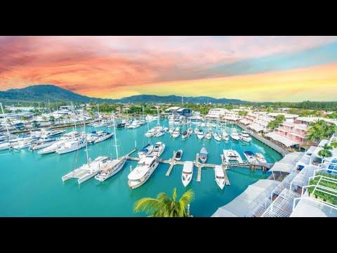 Boat Lagoon  Resort and Marina Phuket Thailand