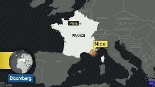 At Least 70 Dead in Truck Attack in Nice, France