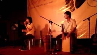 Giấc mơ mang tên mình - Văn Phong - Acoustic version - (GBA cover)