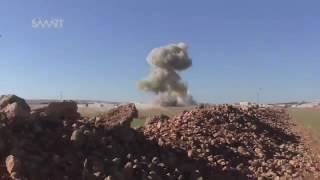 Турецкий Leopard 2A4 в битве за Аль баб