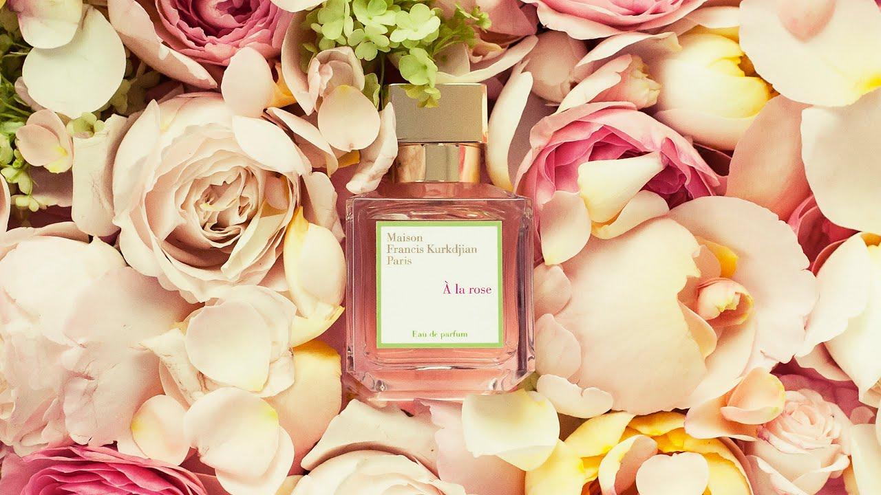 9e978dfd62c6c Maison Francis Kurkdjian – A la rose - French version with English subtitles