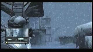 Splinter Cell: Double Agent Mission 4 Part 2