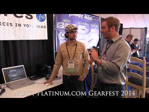 Antares Auto-Tune EFX 3 @ Sweetwater Gearfest 2014