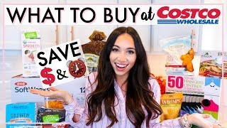 WHAT TO BUY AT COSTCO FOR TWO! HAUL AND FAVORITES | Alexandra Beuter