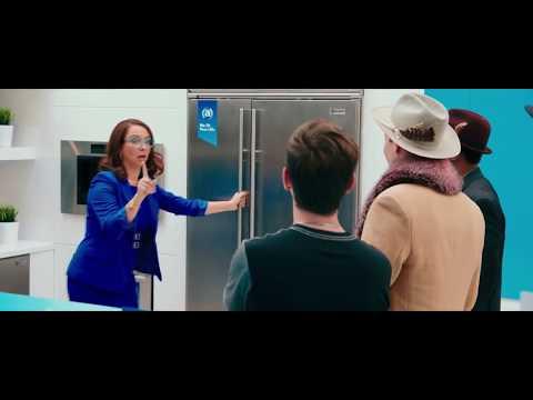 Popstar: Never Stop Never Stopping - Debora Aquaspin Promotion Scene