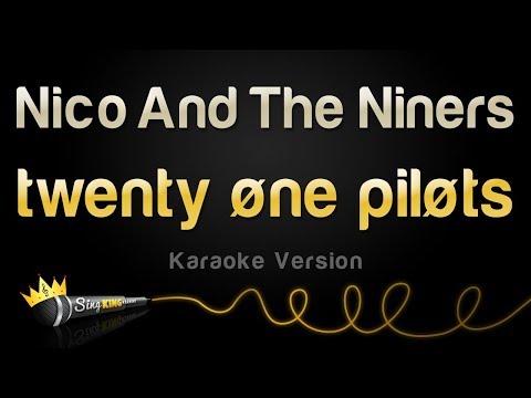 Twenty One Pilots - Nico And The Niners (Karaoke Version)