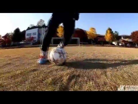 Những kĩ thuật bóng đá hay nhất, Đỗ Kim Phúc, JK ART Soccer