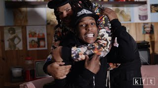 KERWIN FROST TALKS TO ASAP ROCKY (EPISODE 14)