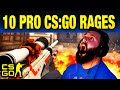 Top 10 Craziest Pro Rage Moments In CS:GO History