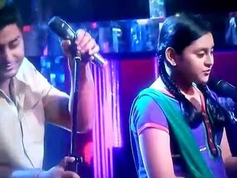 Arijit singh singing Tum hi ho in Indian Idol Juniors 2013.... Travel Video