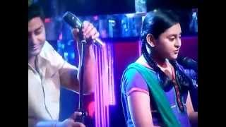 Arijit singh singing Tum hi ho in Indian Idol Juniors 2013....