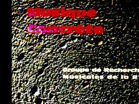 Iannis Xenakis Diamorphoses Musique Concrete