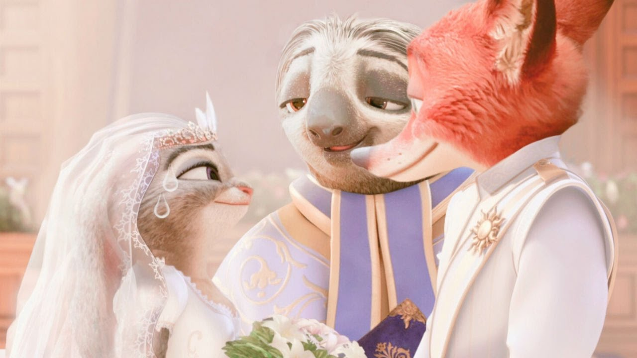 Download ZOOTOPIA A couple of years later!
